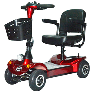 Mobility Scooter wisking4023A image