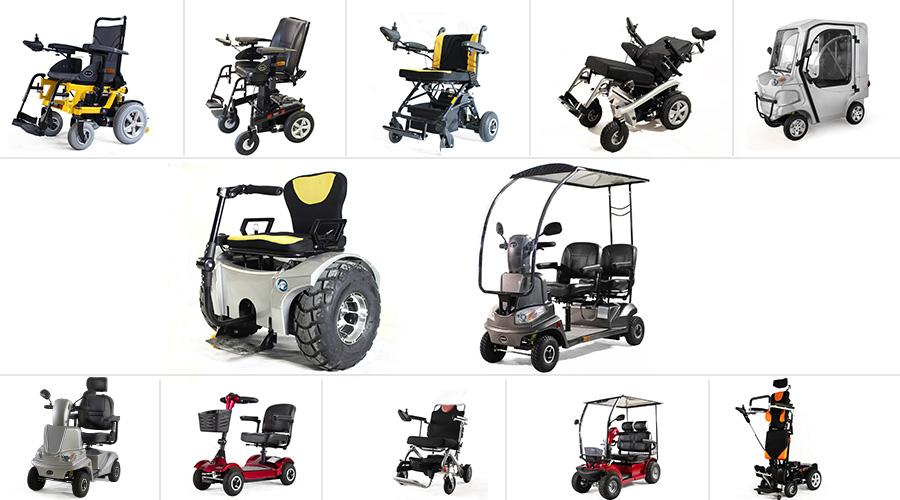 china aid 电动轮椅车展会圆满落幕(3)